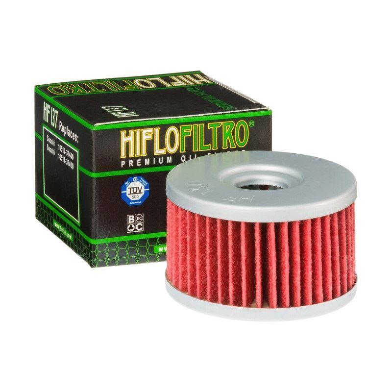 HiFlo filtro de aceite hf137